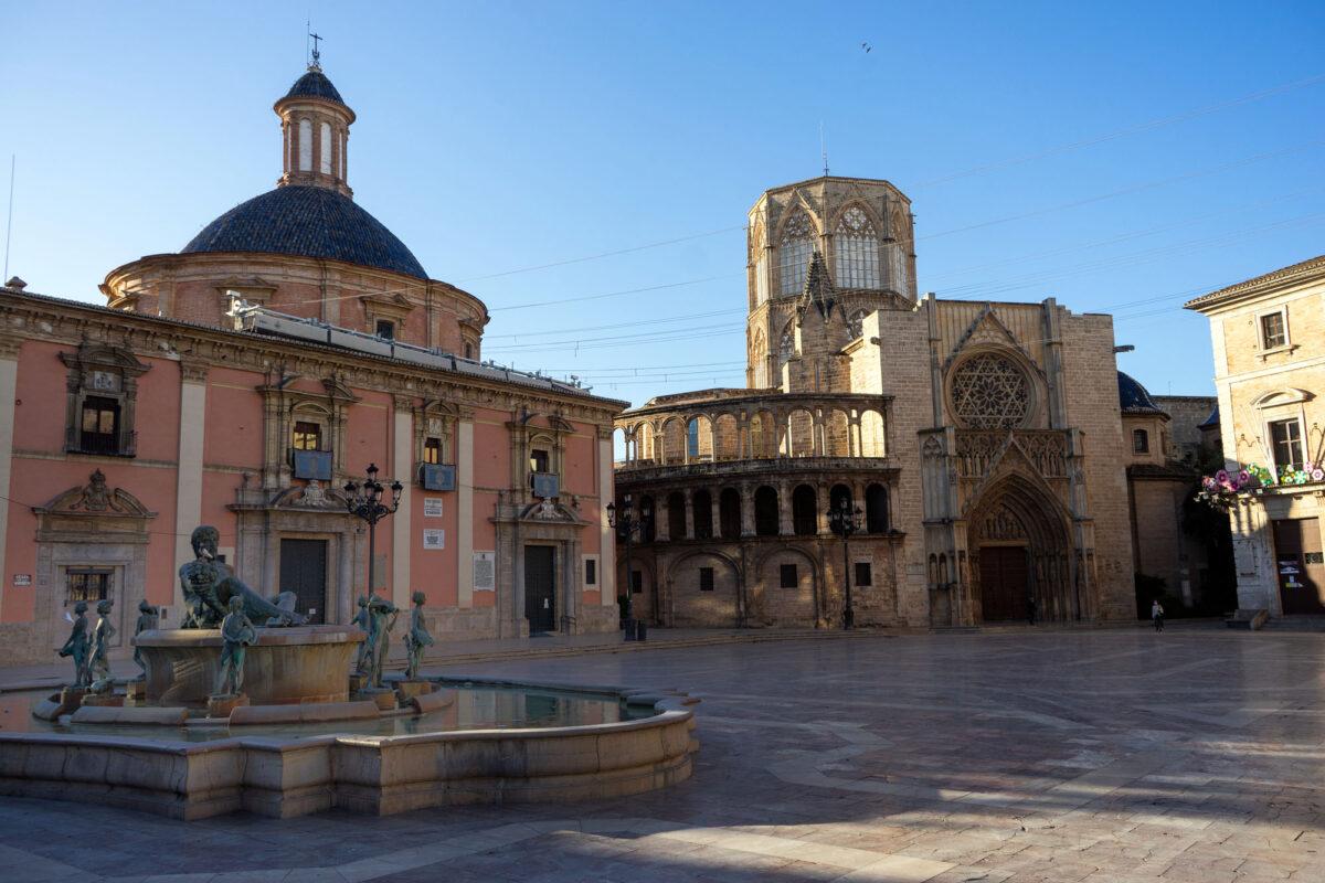 41 Covid19 Valencia Post Lockdown DSC06423