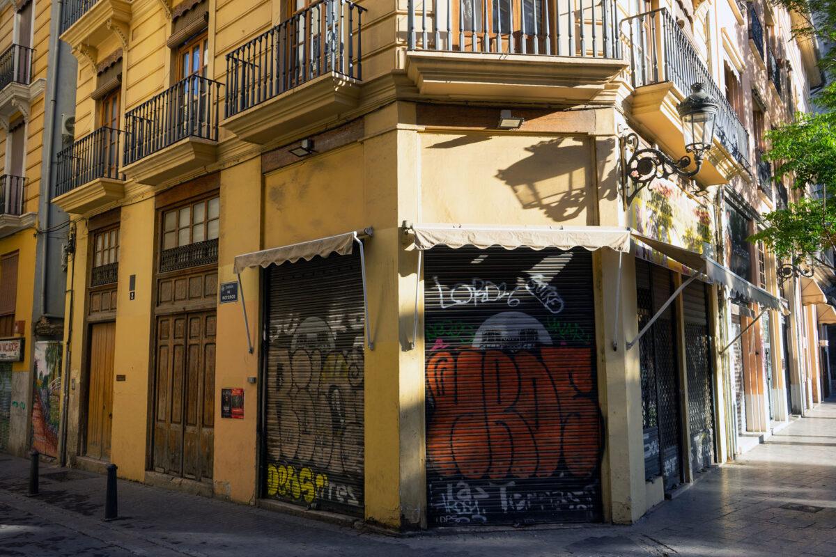 46 Covid19 Valencia Post Lockdown DSC06459