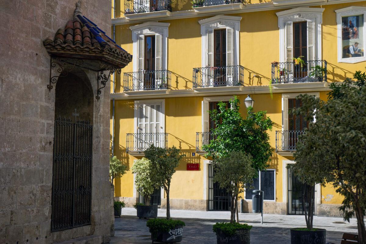 54 Covid19 Valencia Post Lockdown DSC06510