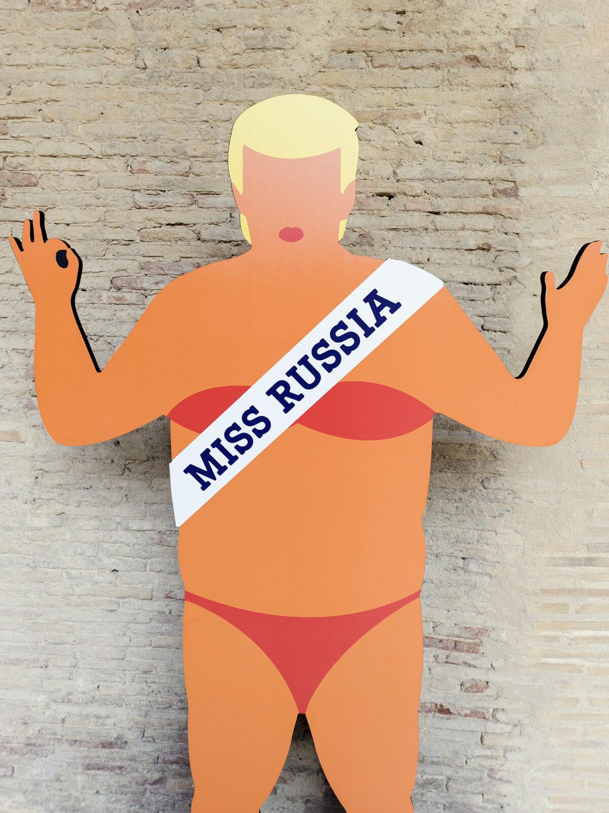Trump Miss Russia
