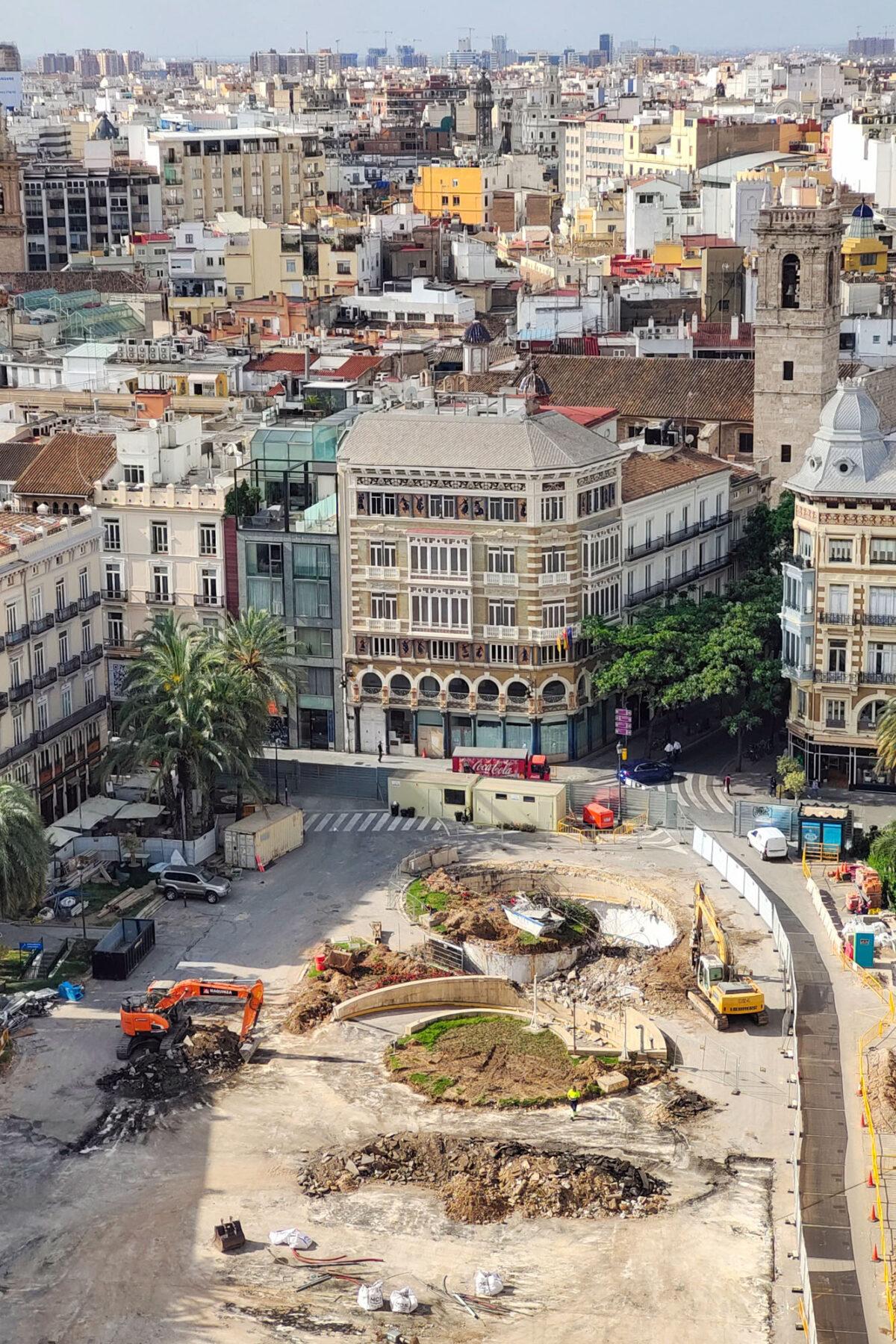 An Era of Construction in Valencia 2021