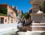 Duck Fountain Plaza Almansa