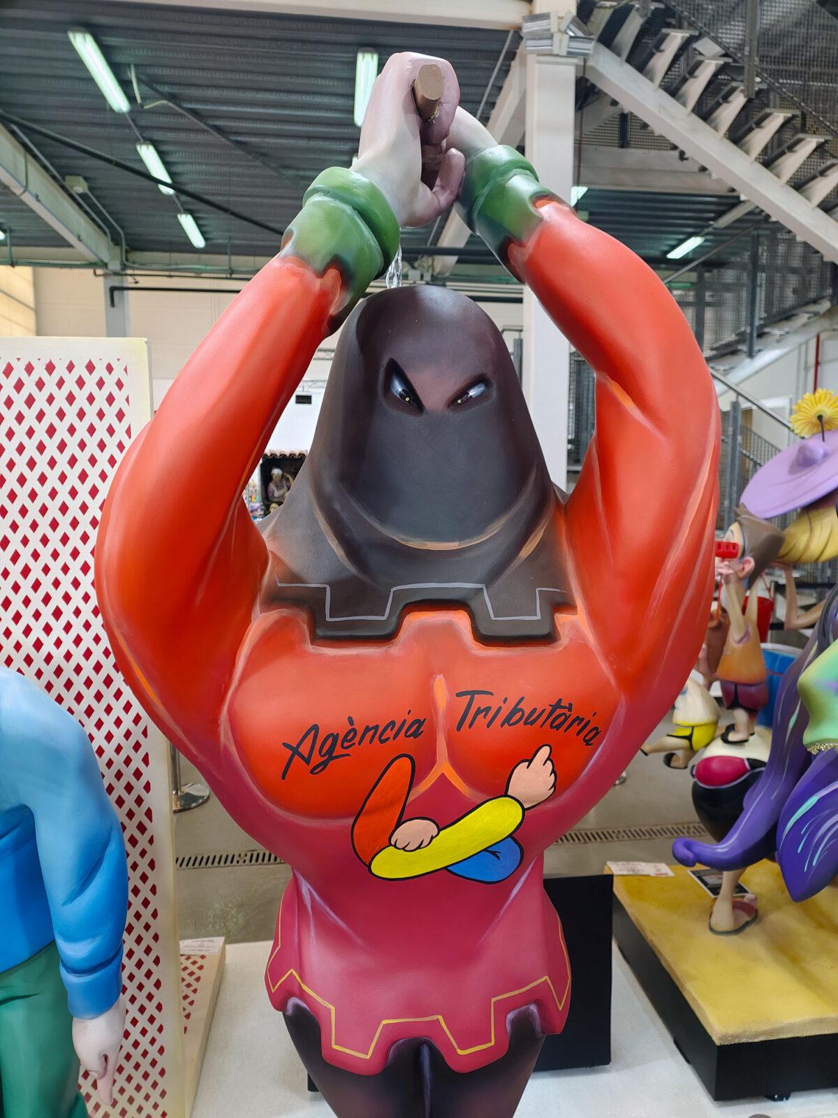 38 Exposicion Ninots Fallas 2021 IMG 20210723 183912
