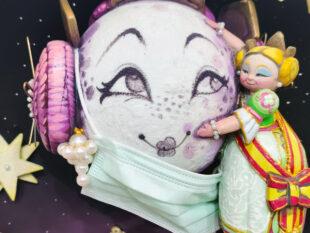 Faller Hugging Moon Fallas Ninots 2021